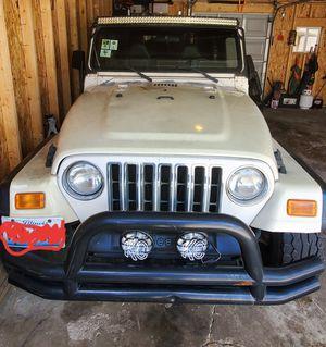 Jeep wrangler tj SE for Sale in Chicago, IL