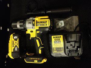 DeWalt 20VXR Hammer Drill tool set for Sale in Severna Park, MD