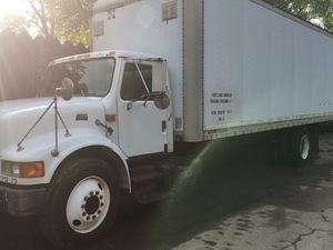 International box truck parting out for Sale in Mentor, OH