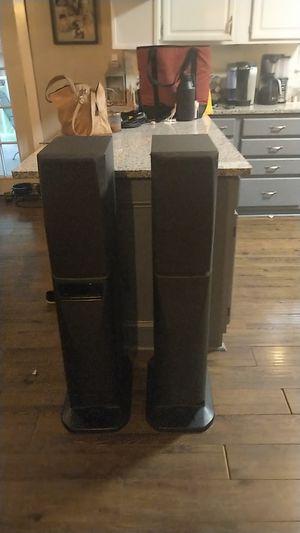 Sony tower speakers for Sale in Stockbridge, GA