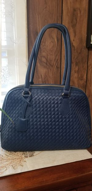 Beautiful navy blue bag for Sale in Upland, CA