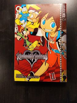 Kingdom Hearts Chain Of Memories Vol. 1 for Sale in Madison Heights,  MI