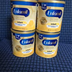 Enfamil Milk 12.5 oz for Sale in Paterson,  NJ