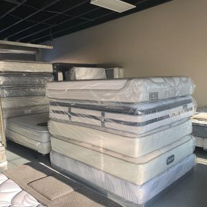 MATTRESSES SALE GOING ON NOW. ALL BEDS NEW WRAPPED IN PLASTIC!! for Sale in Poway, CA