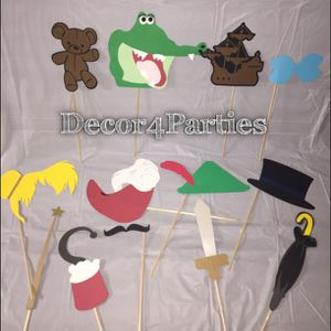 Peter Pan party photo props for Sale in Doral, FL