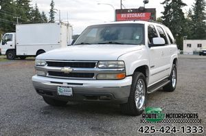 2002 Chevrolet Tahoe for Sale in Bothell, WA