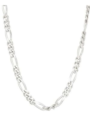 Men's Sterling Silver Figaro Chain Necklace for Sale in Albuquerque, NM