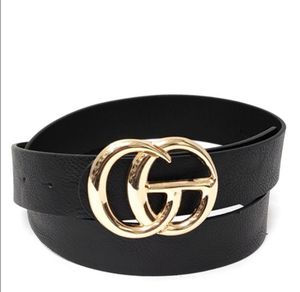 Double GG buckle belt for Sale in Lomita, CA