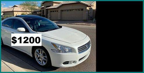 Price$1200 Nissan Maxima for Sale in Montgomery,  AL
