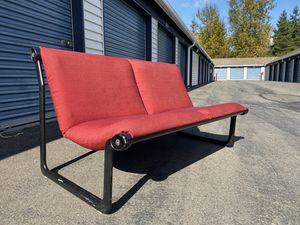 Mid Century Modern Hannah Morrison for Knoll Sling Sofa for Sale in Kirkland, WA