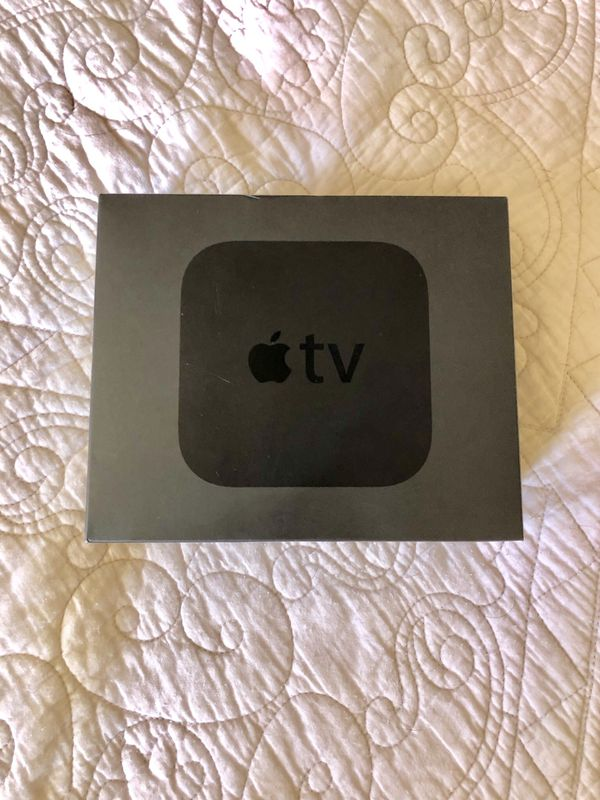 Apple HD TV! NWT 4th Generation!