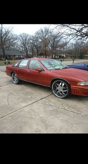 Chevy caprice for Sale in Duncanville, TX