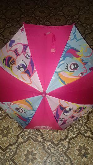 My little pony umbrella for Sale in Castro Valley, CA