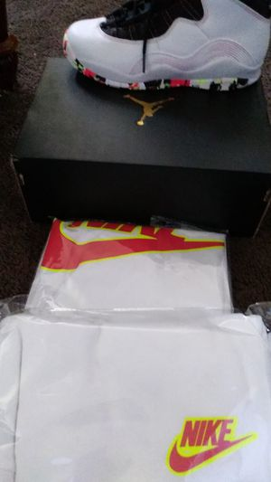 Jordan 10s size 6 1/2 for Sale in Dallas, TX