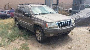Parting out 2001 jeep grand cherokee for Sale in Chandler, AZ
