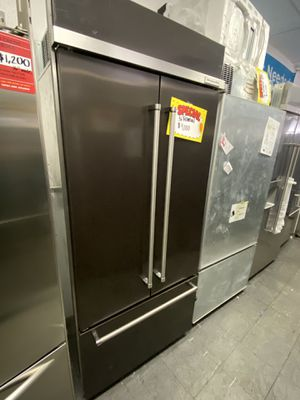 "36"" KITCHENAID BUILT BLACK STAINLESS for Sale in Murrieta, CA"