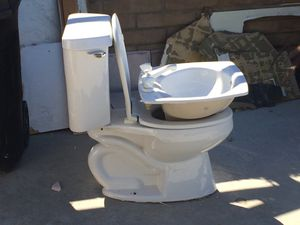 Toilet and bathroom sink for Sale in San Diego, CA
