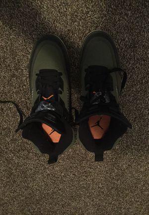 Jordan Spike Size 10 Only Worn 1 Time No Bullshit for Sale in Detroit, MI