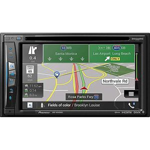 Pioneer NEX AVIC-W6400nex multimedia navigation receiver radio for Sale in Rancho Cucamonga, CA