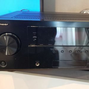 Pioneer Multi Channel Receiver $ Sony Advanced S.A.W. Woofer for Sale in Hayward, CA