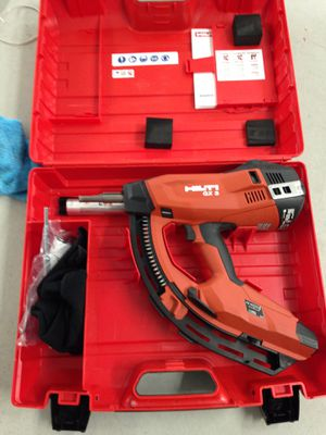 Fastening gas automatic nail gun for Sale in Nahant, MA