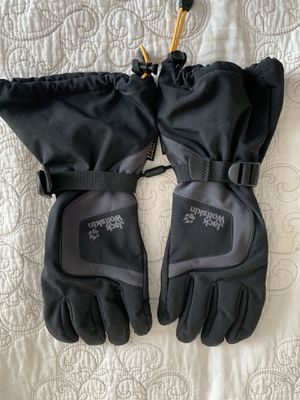 Jack Wolfskin ski snowboard gloves for Sale in Alexandria, VA