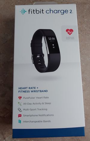 Fitbit charge 2 plus HR for Sale in Hillsboro, OR