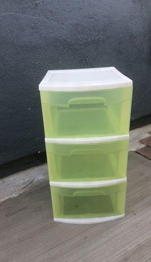 Plastic drawer for Sale in Villa Park, CA
