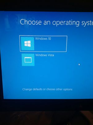 Dell all in one touch screen 2-1 windows 10 and studio one vista for Sale in Longview, TX