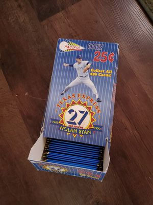 1993 unopened baseball cards for Sale in Fort Worth, TX