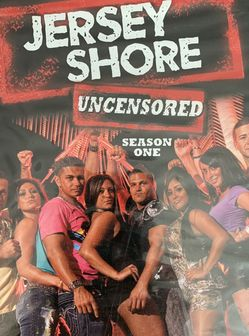 Jersey Shore Season One New Never Opened Dvd's for Sale in Visalia,  CA