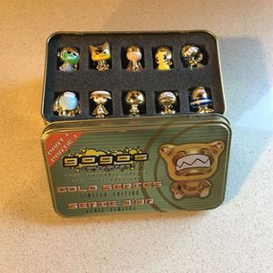 Very Rare gogos bones Gold Series limited edition Part 1 for Sale in Castro Valley, CA