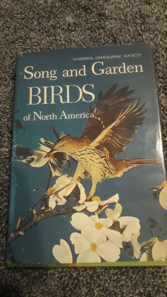 Signed Songbirds of North America
