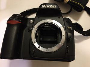 Nikon D80 10.2 MP Digital SLR Camera Body Only. for Sale in Tucson, AZ