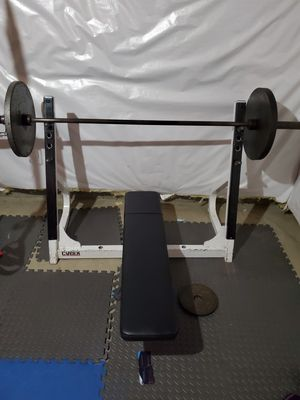 Big boy weight bench for Sale in Saint Charles, MD