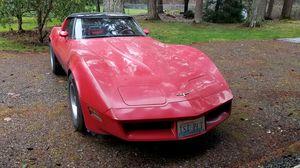 1980 Chevy Corvette for Sale in Auburn, WA