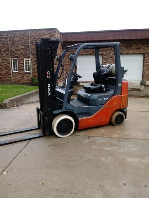 2007 Toyota 5K LB. Forklift for Sale in Wood Dale, IL