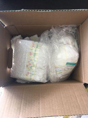 Newborn diapers for Sale in Miami Gardens, FL