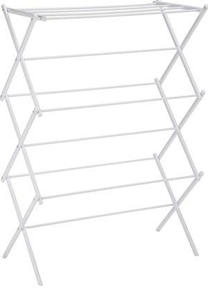 Foldable Indoor clothes drying rack for Sale in San Jose, CA