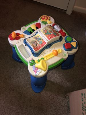 Leapfrog play station for Sale in MD CITY, MD