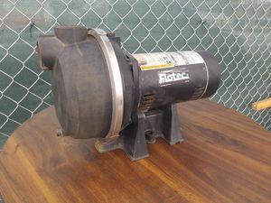 Flotec 1hp sprinkler/water pump for Sale in Miami, FL