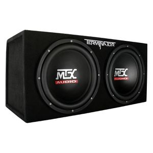 2 12's MTX Terminators W Amp for Sale in North Olmsted, OH