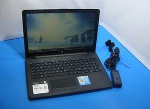 """HP Notebook 15-bw011dx 15.6"""" Laptop AMD A6-9220 2.5Ghz 4GB RAM 500GB for Sale in Frostproof, FL"""