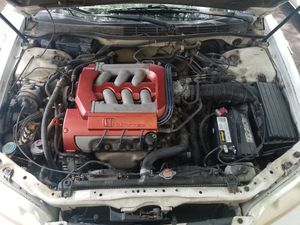 1999 or 1998 honda accord v6 for parts. [Not drivable] for Sale in North Chesterfield, VA