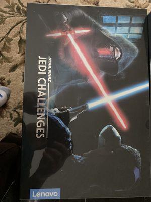 star wars jedi challenges ar headset bundle like new for Sale in Seattle, WA