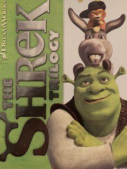 Shrek Trilogy Movie Set for Sale in Dundalk,  MD