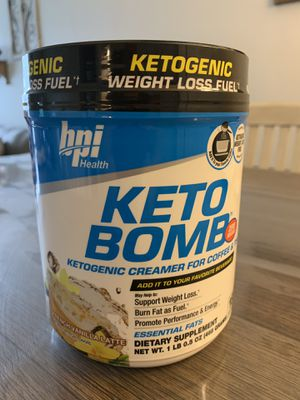 Bpi Health - Keto Bomb coffee creamer (Pick Up Only) for Sale in Kissimmee, FL
