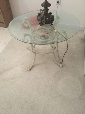 Living room table set for Sale in Sebring, FL