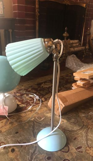 Desk Lamp adjustmentable for Sale in Dallas, TX