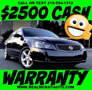 2006 Nissan Altima for Sale in Upper Darby, PA